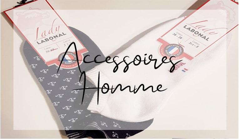 Chaussettes Homme chez Katline Lingerie