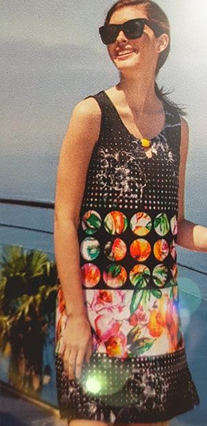 Robes de plage chez Katline lingerie