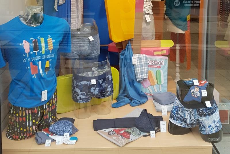 Sous-vêtements hommes chez katline lingerie Sarrebourg