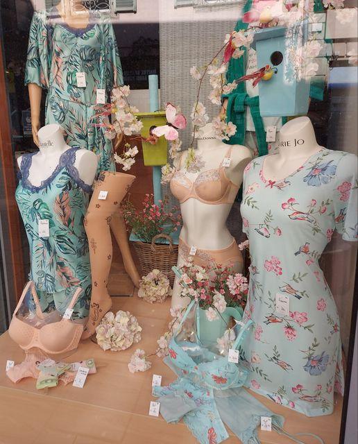 Lingerie femme sarrebourg collection printemps été